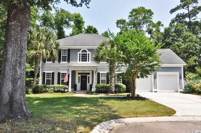 Murrells Inlet Single Family Home Active Under Contract: 18 Vintners Ln.