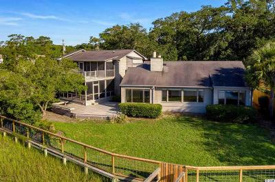 Murrells Inlet Single Family Home For Sale: 391 Waterside Ln.
