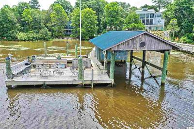 Pawleys Island Single Family Home For Sale: 1537 Hagley Dr.