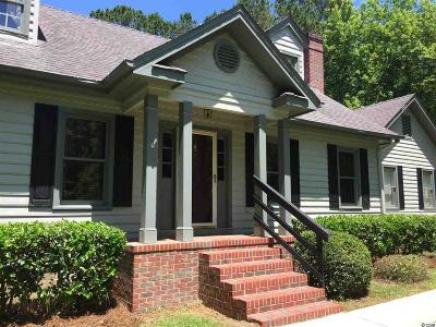 Georgetown County Single Family Home For Sale: 329 Great Lakes Rd.