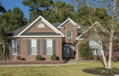 Murrells Inlet SC Single Family Home For Sale: $308,900