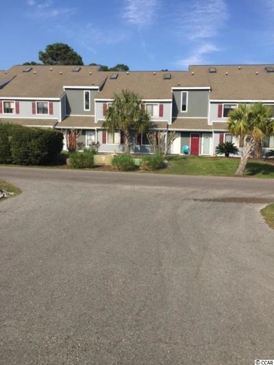 Surfside Beach Condo/Townhouse Active Under Contract: 1850 Colony Dr. #2N