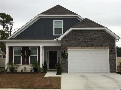 Murrells Inlet Single Family Home For Sale: 158 Heron Lake Ct.