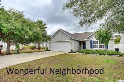 Myrtle Beach Single Family Home Active Under Contract: 366 Thistle Ln.