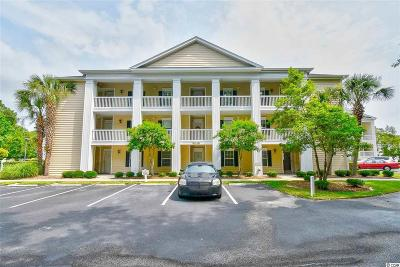 Murrells Inlet, Garden City Beach Condo/Townhouse For Sale: 647 Woodmoor Circle #202