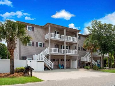 North Myrtle Beach Multi Family Home Active Under Contract: 400 25th Ave. S