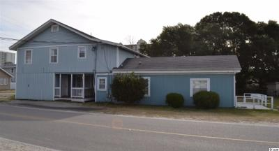 North Myrtle Beach Multi Family Home For Sale: 225 1st Ave. N