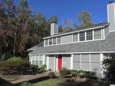 Myrtle Beach Condo/Townhouse For Sale: 1202 Tiffany Ln. #D