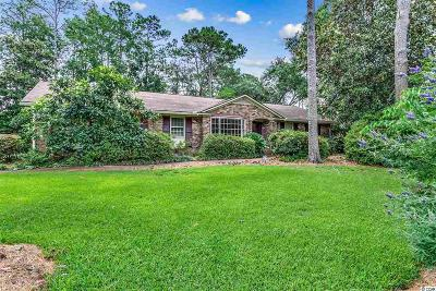 Myrtle Beach Single Family Home For Sale: 5620 Country Club Dr.