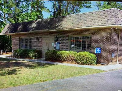 Georgetown County Commercial For Sale: 1306 North Fraser St.