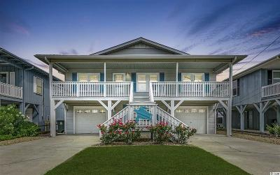 North Myrtle Beach Single Family Home For Sale: 4803 Lake Dr.
