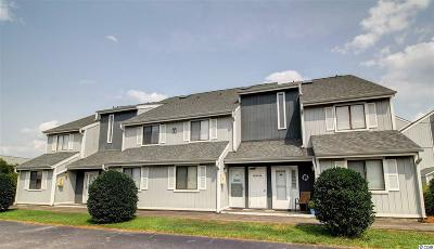 Little River Condo/Townhouse Active Under Contract: 3700 Golf Colony Ln. #6E
