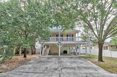 Surfside Beach Single Family Home For Sale: 17 S Oak St.