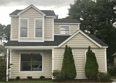 North Myrtle Beach Single Family Home For Sale: 907 Charles St.