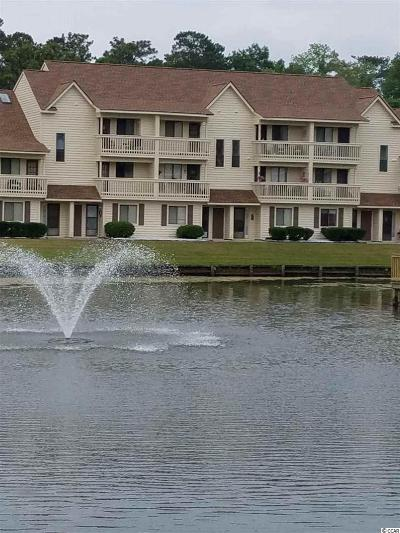 Myrtle Beach Condo/Townhouse For Sale: 510 Fairwood Lakes Ln. #18N