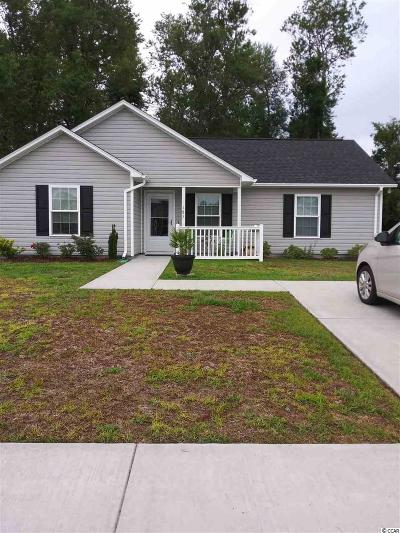 Conway Single Family Home For Sale: 185 Cottage Creek Circle