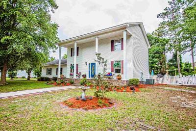 Horry County Single Family Home For Sale: 610a Wagon Wheel Rd.