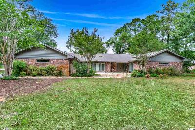 Myrtle Beach Single Family Home Active Under Contract: 9301 Kings Rd.