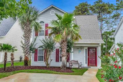 North Myrtle Beach Single Family Home For Sale: 610 S 24th Ave. S