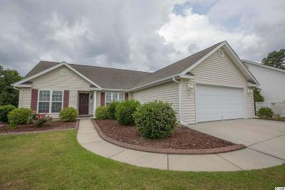 Murrells Inlet Single Family Home For Sale: 704 Pietras Ct.