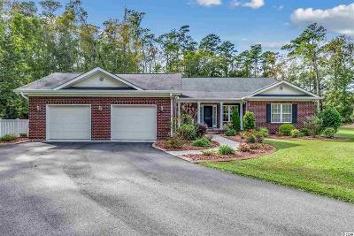 Myrtle Beach Single Family Home For Sale: 1 South Gate Rd.