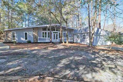 Pawleys Island Single Family Home Active Under Contract: 67 Massick Ln.