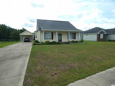 Conway Single Family Home For Sale: 2628 Woodcreek Ln.
