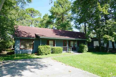 Surfside Beach Single Family Home Active Under Contract: 102 Caropine Dr.