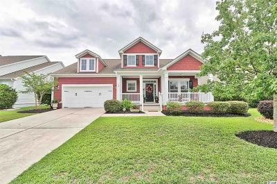 Murrells Inlet Single Family Home For Sale: 724 Dreamland Dr.