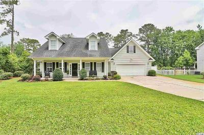Pawleys Island Single Family Home Active Under Contract: 390 Springfield Rd.