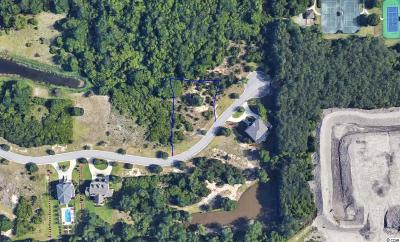 Georgetown County Residential Lots & Land For Sale: Lot 7 Colony Club Dr.