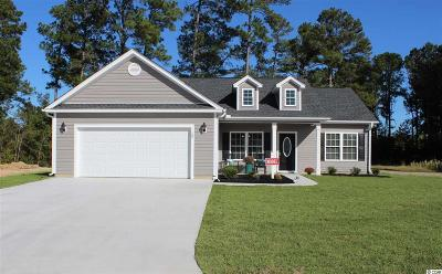 Aynor SC Single Family Home For Sale: $173,100