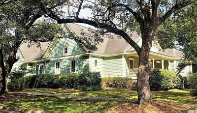 Georgetown County Single Family Home For Sale: 536 Highmarket St.