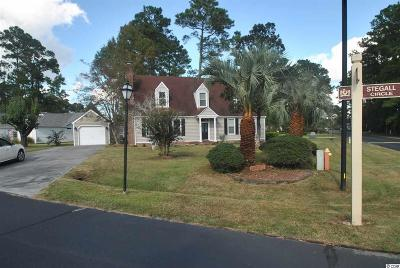 Longs Single Family Home For Sale: 2601 Brick Dr.
