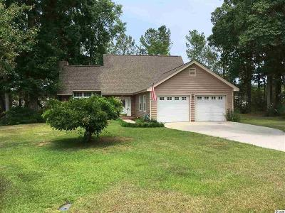 Surfside Beach Single Family Home For Sale: 1759 Coventry Rd.