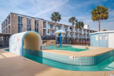 Myrtle Beach Condo/Townhouse For Sale: 1600 S Ocean Blvd. #124