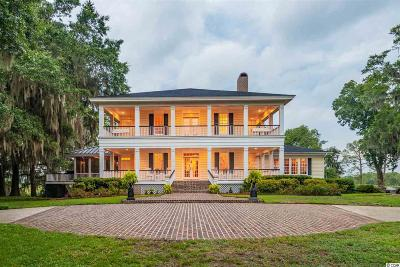Pawleys Island Single Family Home For Sale: 3202 Waverly Rd.