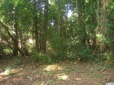 Atlantic Beach Residential Lots & Land Active Under Contract: 1013 29th Ave. S