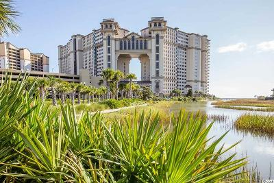 North Myrtle Beach Condo/Townhouse For Sale: 100 North Beach Blvd. #1119