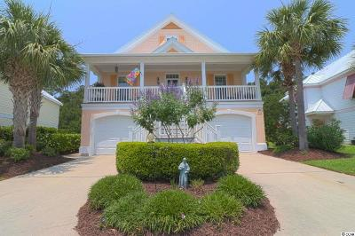 Surfside Beach Single Family Home For Sale: 150 Georges Bay Rd.