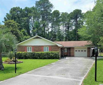 Surfside Beach Single Family Home For Sale: 909 Plantation Dr.
