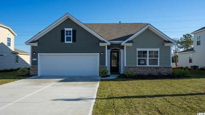 Surfside Beach Single Family Home For Sale: 296 Ocean Commons Dr.