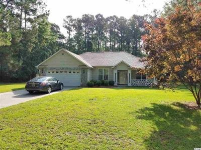 Longs Single Family Home For Sale: 1523 Bluegil Dr.