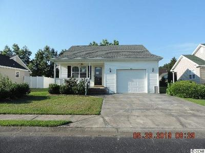 Murrells Inlet Single Family Home For Sale: 9629 Sullivan Dr.