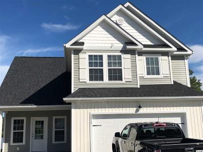 Murrells Inlet Single Family Home For Sale: 2012 Kayak Kove Ct.