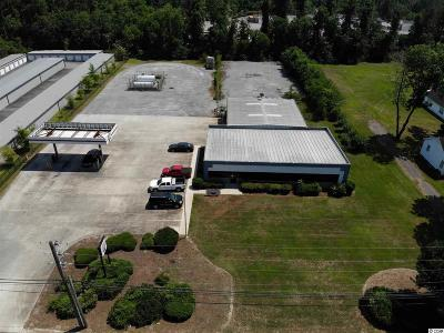 Georgetown County Commercial For Sale: 3989 Highmarket St.