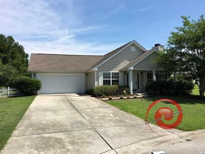 Murrells Inlet Single Family Home For Sale: 408 Moat Ct.
