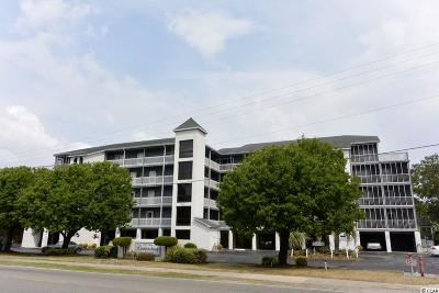 North Myrtle Beach Condo/Townhouse For Sale: 305 N Hillside Dr. #204