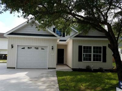 Murrells Inlet Single Family Home For Sale: 611 William Dallas Ave.