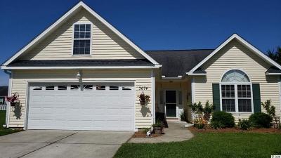 Little River Single Family Home For Sale: 3674 Springdale Dr.